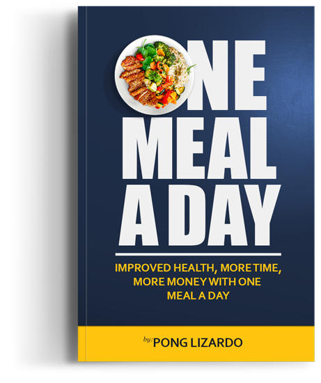 One Meal a Day - Pong Lizardo