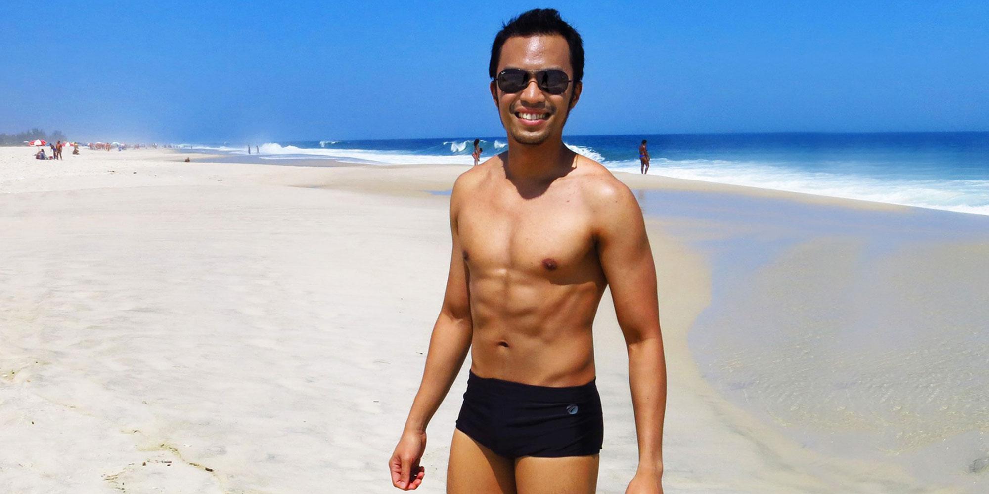 Pong Lizardo Beach