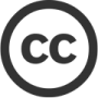 Creative Commons Icon - Large